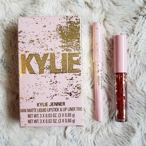 Mary Jo K Mini Lipkit Kylie Cosmetics